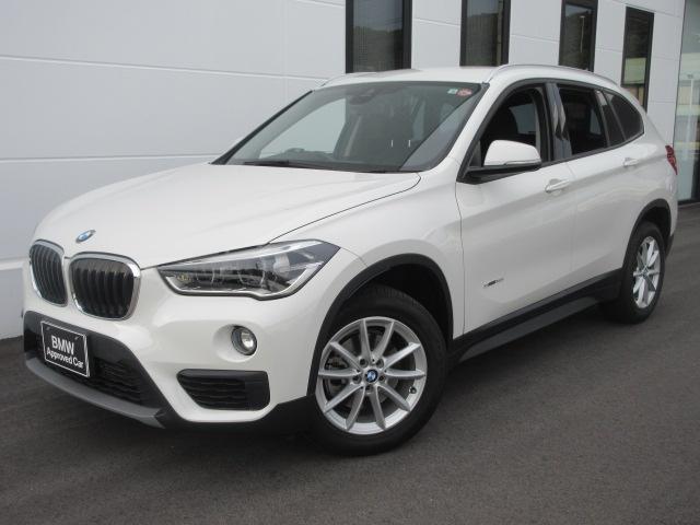 BMW sDrive 18i LEDヘッドライト 純正ナビ バックカメラ ETC スマートキー 17インチAW ワンオーナー 1年AC