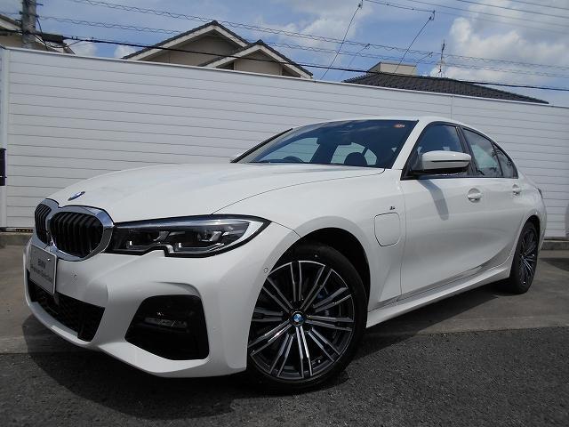 BMW 3シリーズ 330e Mスポーツ 18AWコンフォートPシートヒーターデモカー認定中古車