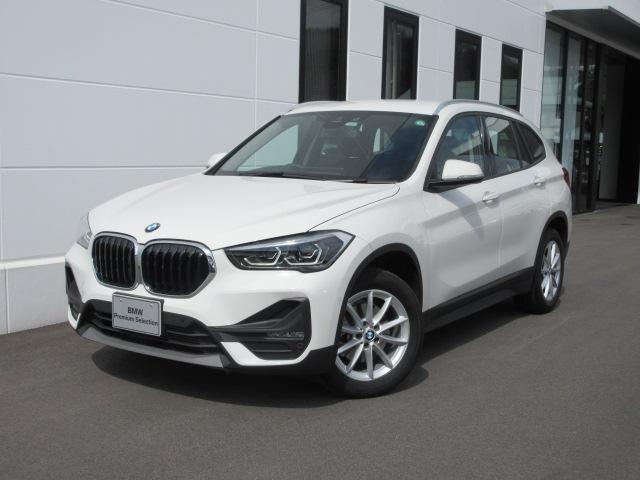 BMW xDrive 18d LEDヘッドライト コンフォートアクセス ミラー内蔵ETC 電動トランク 禁煙車 デモカー 2年保証