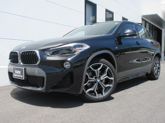 BMW xDrive 18d MスポーツX LEDヘッドライト 19インチAW コンフォートパッケージ 電動トランク 禁煙車 2年保証