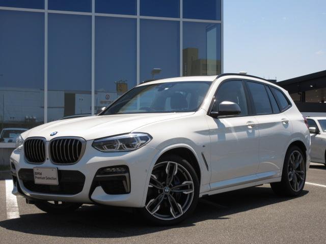 BMW M40i モカレザーシート ベンチレーションシート セレクトPKG パノラマガラスサンルーフ ヘッドアップディスプレイ LEDヘッドライト ワイヤレスチャージ 21インチAW 禁煙車 2年保証