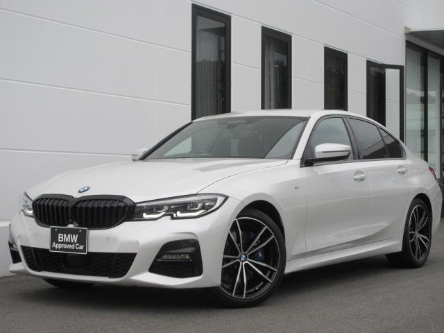 BMW 320d xDrive Mスポーツ ファスト・トラックPKG Mスポーツブレーキ アダプティブMサスペンション 19インチAW LEDヘッドライト ACC ブラックキドニーグリル レーダー・ドラレコ ワンオーナー禁煙車 1年保証