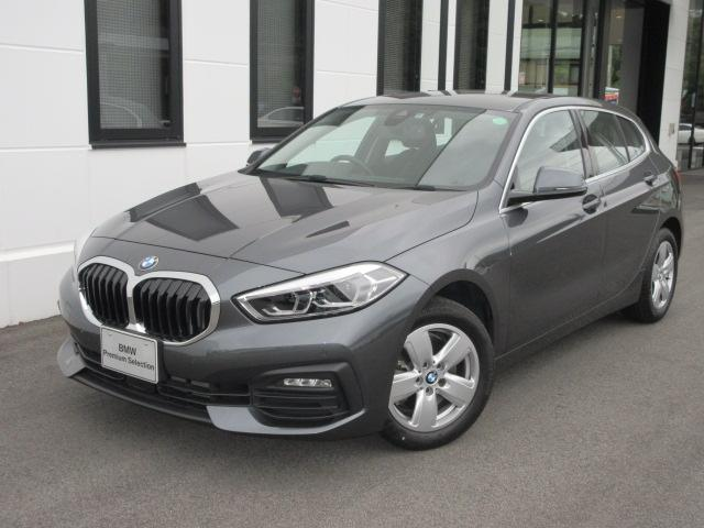 BMW 118d プレイ エディションジョイ+ LEDヘッドライト コンフォートアクセス アクティブクルーズコントロール ワイヤレスチャージ 運転席電動シート 電動トランク 16インチAW デモカー禁煙車 2年保証