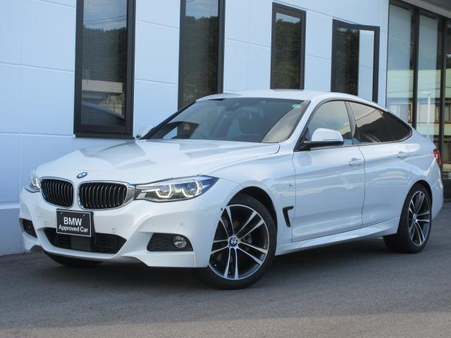 BMW 3シリーズ 320d xDrive グランツーリスモ Mスポーツ LEDヘッドライト アクティブクルーズコントロール シートヒーター 19インチAW 電動トランク 社外地デジチューナー・レーダー探知機・ドライブレコーダー ワンオーナー禁煙車 1年保証