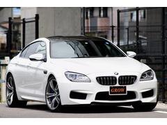 BMW M6ワンオーナー/4.4リッターV8ツインターボ560ps/