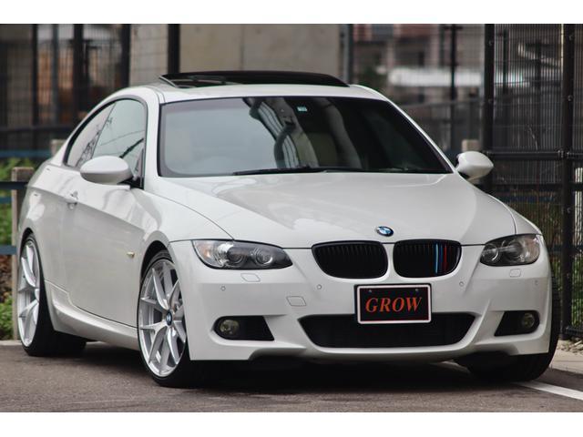 BMW 335i Mスポーツパッケージ カーボンリアスポイラー/ADAVANTI RACING DST VIGOROSOホイール/TOP SPEEDマフラー/マルチファンクションMスポーツ・レザーステアリングホイール(パドルシフト付