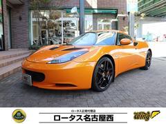 ロータス エヴォーラ2+2・左ハンドル車・バーントオレンジ