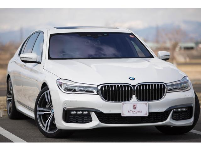 BMW 740i Mスポーツ 新車保証付/20AW