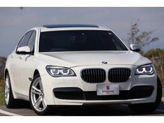BMW740i Mスポーツパッケージ 後期8AT LEDヘッド