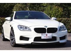 BMW M6グランクーペ individual 鍛造20AW 外マフラー