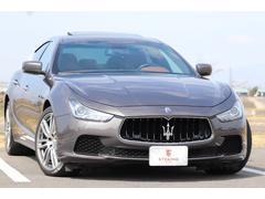 マセラティ ギブリS Q4 新車保証 スカイフックサス SR ウラーノ20AW