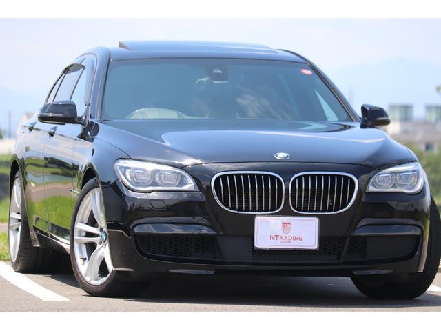 BMW アクティブハイブリッド7 Mスポーツ ACC ヘッドアップD