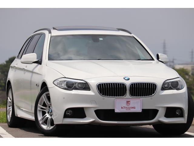 BMW 523iツーリング Mスポーツパッケージ パノラマSR