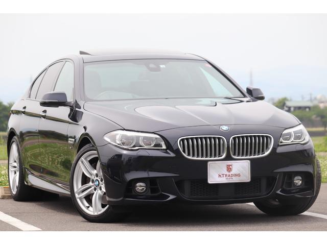 BMW 550i Mスポーツ アダプティブLEDヘッド 後期 ACC