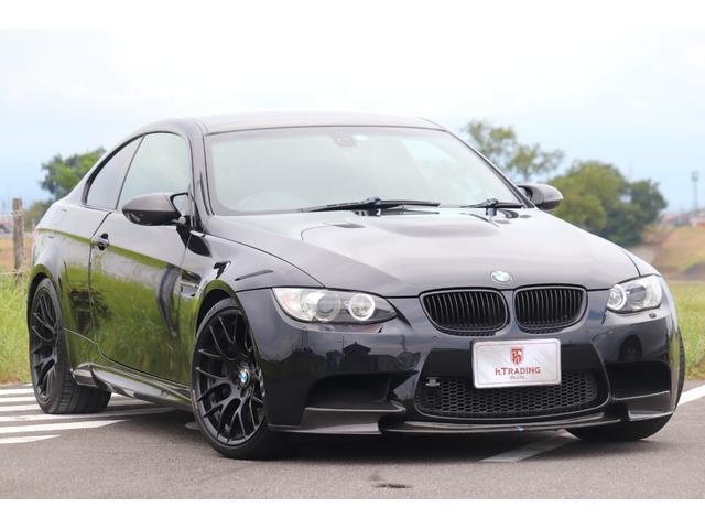 BMW M3 M3クーペ M DCTドライブロジック op19AW カーボンルーフ V8 4リッターNAエンジン搭載 Mパフォーマンスマフラー