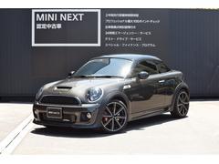 MINIクーペ JCW・18インチ・純正ETC・クルコン