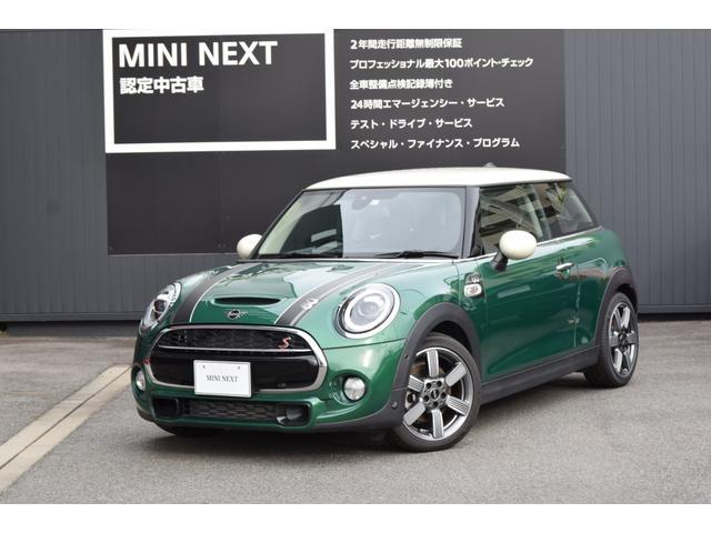 MINI MINI 3ドア クーパーS 60イヤーズエディション
