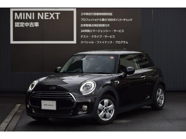 MINI クーパー MINTPKG・LEDライト・純正ナビ・シートヒーター