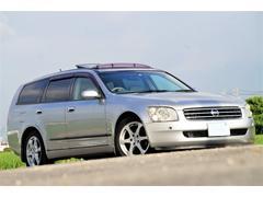 ステージア250t RX FOUR 4WD ツインサンルーフ 革シート