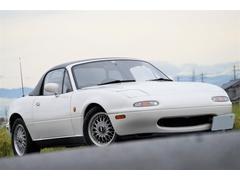 ユーノスロードスター5MT BBS マフラー エキマニ 車高調 オイルクーラー