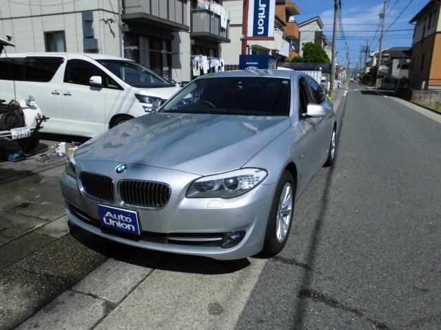 BMW 523i ハイラインパッケージ HDDナビ HID Pシート