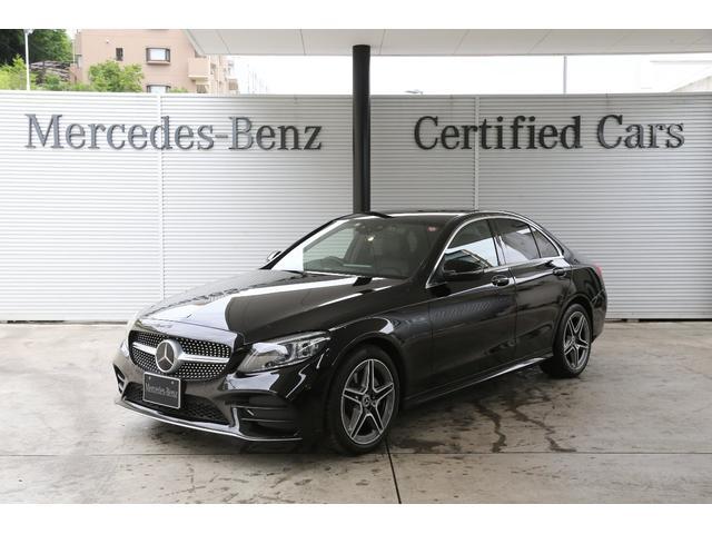 メルセデス・ベンツ C200 ローレウスED 弊社デモカー 正規認定中古車