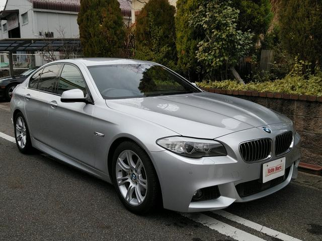 BMW 550i Mスポーツパッケージ ヘッドアップディスプレイ