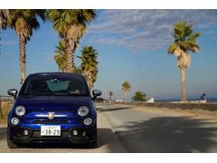 アバルト アバルト595ツーリズモ 純正ドラレコ 純正ETC 受注生産 特別仕様車