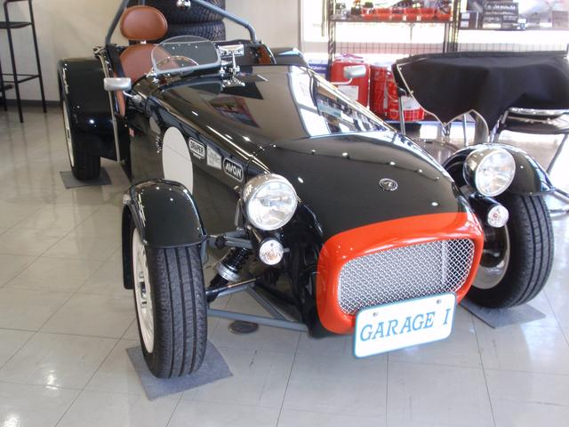 「ケータハム」「ケータハム セブン160」「オープンカー」「静岡県」の中古車