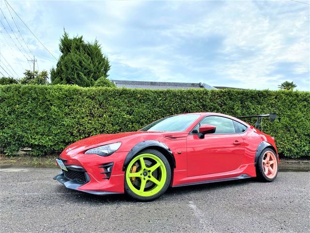 トヨタ GT ワンオーナー TRDエアロキット エンドレスキャリパー