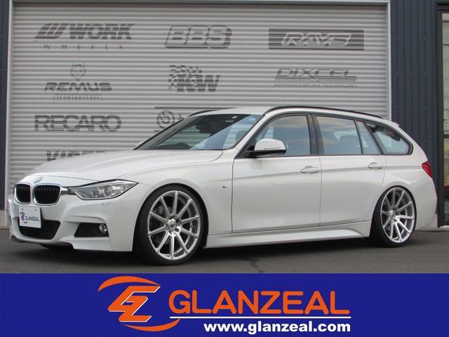 BMW 人気のディーゼル 320D Mスポーツ オプション19AW