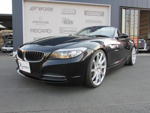BMW sDrive23i 新品クリムソン20AWタイヤ ローダウン