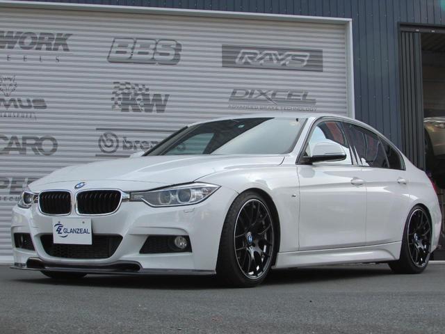 BMW 320d Mスポーツ 地デジ ワンオーナー車