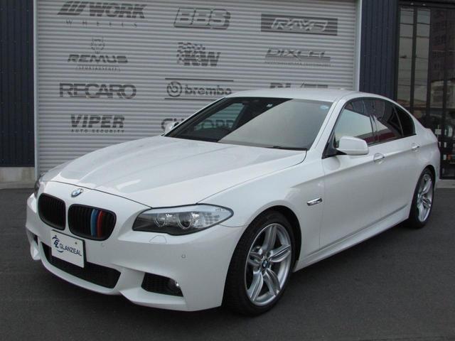 BMW 535i Mスポーツパッケージ オプション19AW 保証付き