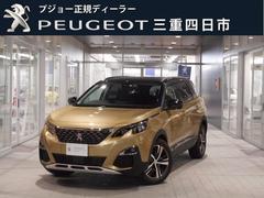 プジョー 5008アリュール サンルーフ ナビ付 新車保証継承 当社管理試乗車