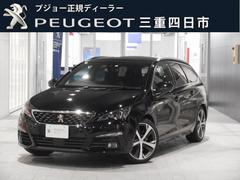 プジョー 308SW GT ブルーHDi Pガラスルーフ 新車保証継承