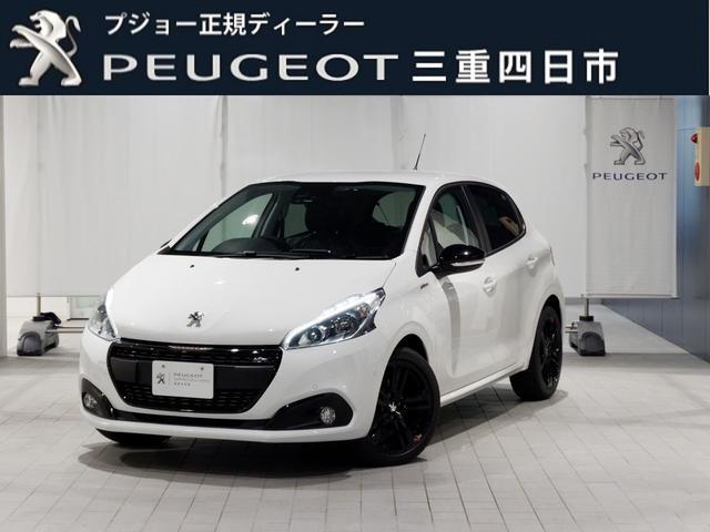 プジョー GTライン ブラックパック 特別仕様車 6AT 新車保証継承