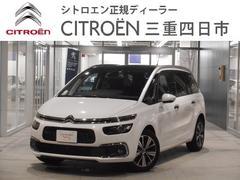 シトロエン グランドC4 ピカソシャイン 試乗車 新車保証継承 純正ナビ