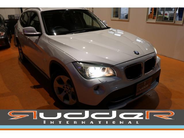 BMW sDrive 18i レア カラー パール iDriveナビ