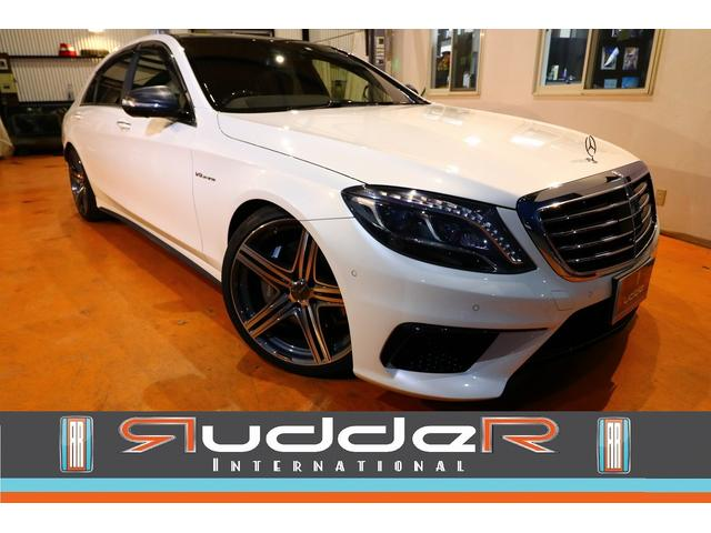 S550ロング AMG S63Ver WALD21AW(1枚目)