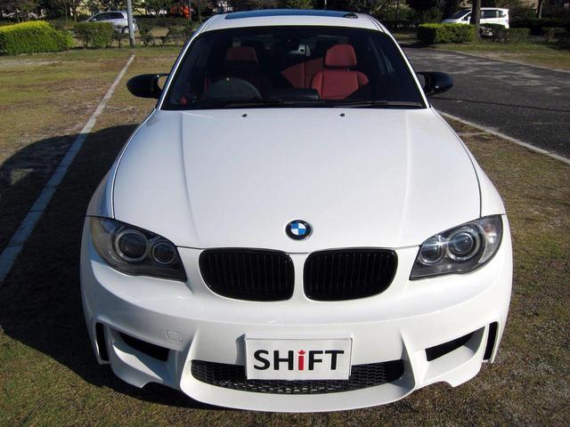 BMW 135i Mスポーツ UC30後期 6速MT 赤革サンルーフ
