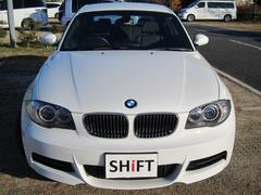 BMW135i Mスポーツ 6速MT新型ワイドモニターiDrive