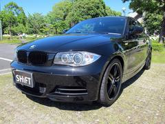 BMW135i Mスポーツ 6MT サンルーフBMWパフォーマンス