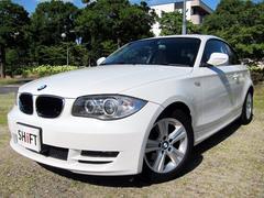 BMW120i ハイラインパッケージ スマートキー レザーシート
