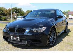 BMWM3 セダン 後期 MドライブPKG 黒革 右ハンドル
