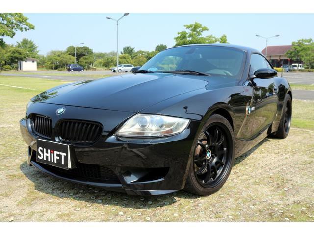 BMW Mクーペ ブラックレザー 純正吸排気 鍛造アルミホイール