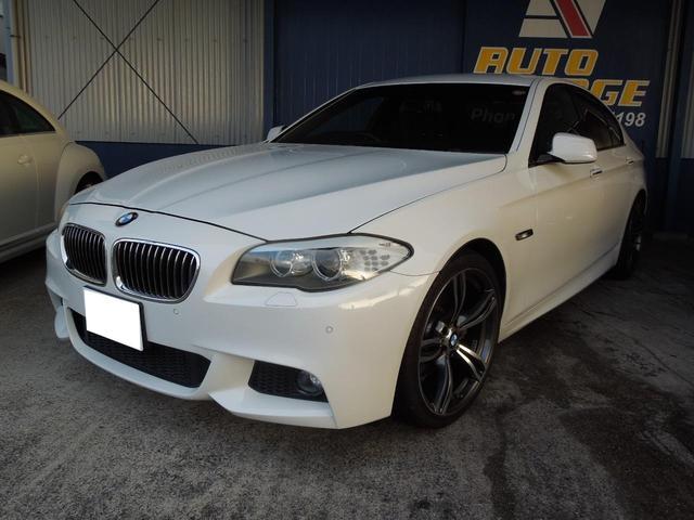 BMW 523dブルーパフォーマンスMスポーツパッケージ 20AW