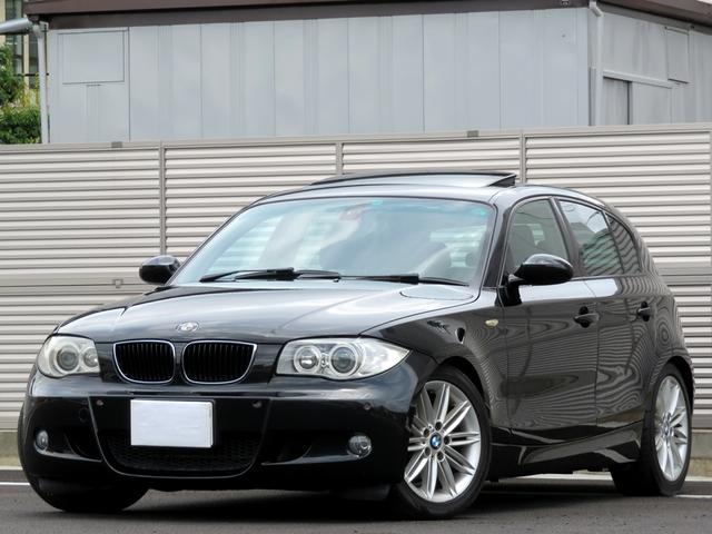 BMW 118i MスポーツPKG サンルーフ スマートキー