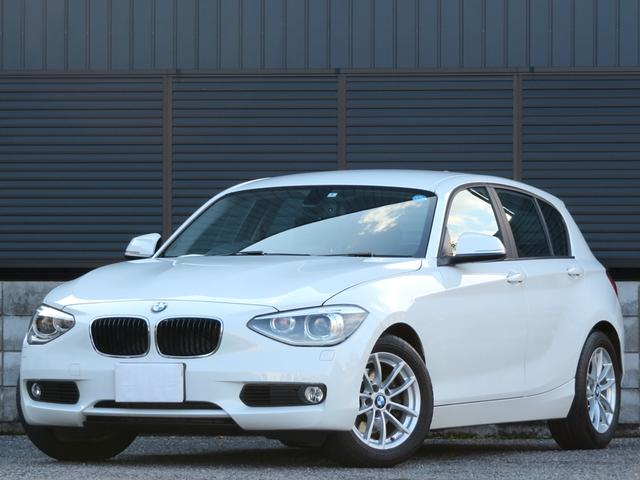 BMW 120i パーキングサポートPKG ワンオーナー