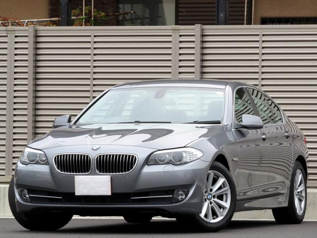 BMW 523i 法人ワンオーナー 黒革シート